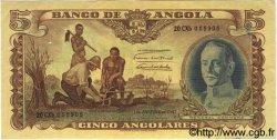 5 Angolares ANGOLA  1947 P.077 TTB+