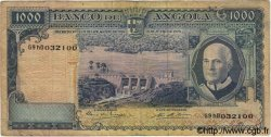 1000 Escudos ANGOLA  1970 P.098 B