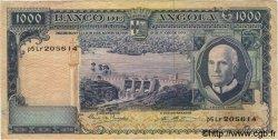 1000 Escudos ANGOLA  1970 P.098 TB+