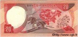 20 Escudos ANGOLA  1972 P.099 pr.NEUF
