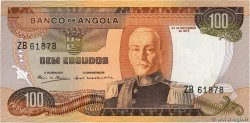 100 Escudos ANGOLA  1972 P.101 SPL