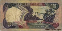 1000 Escudos ANGOLA  1972 P.103 SUP+