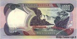 1000 Escudos ANGOLA  1972 P.103 pr.NEUF