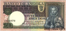 20 Escudos ANGOLA  1973 P.104 NEUF