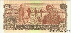 20 Kwanzas ANGOLA  1976 P.109 NEUF