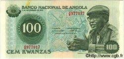 100 Kwanzas ANGOLA  1979 P.115 TTB+