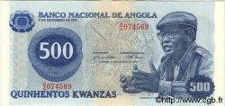 500 Kwanzas ANGOLA  1979 P.116 SUP