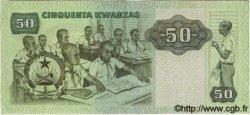 50 Kwanzas ANGOLA  1984 P.118