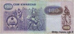 100 Kwanzas ANGOLA  1984 P.119 SUP