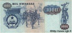 1000 Kwanzas ANGOLA  1987 P.121b pr.NEUF