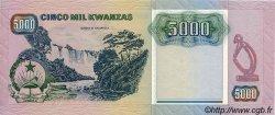 5000 Kwanzas ANGOLA  1991 P.130b pr.NEUF
