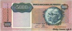 5000 Kwanzas ANGOLA  1991 P.130c pr.NEUF