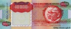 10000 Kwanzas ANGOLA  1991 P.131a