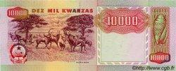 10000 Kwanzas ANGOLA  1991 P.131a pr.NEUF