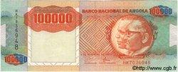 100000 Kwanzas ANGOLA  1991 P.133a SPL