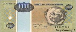 1000 Kwanzas Reajustados ANGOLA  1995 P.135 NEUF