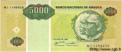 5000 Kwanzas Reajustados ANGOLA  1995 P.136 NEUF