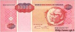 10000 Kwanzas Reajustados ANGOLA  1995 P.137