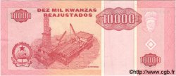 10000 Kwanzas Reajustados ANGOLA  1995 P.137 pr.NEUF