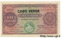 10 Centavos CAP VERT  1914 P.20 SUP+