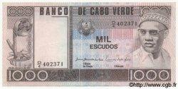 1000 Escudos CAP VERT  1977 P.56