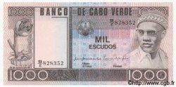 1000 Escudos CAP VERT  1977 P.56 NEUF