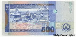 500 Escudos CAP VERT  1992 P.64 NEUF