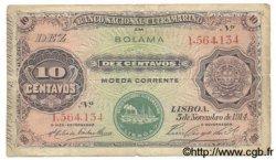 10 Centavos GUINÉE PORTUGAISE  1914 P.006