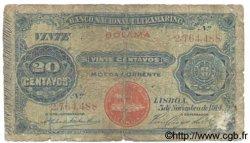 20 Centavos GUINÉE PORTUGAISE  1914 P.007 AB