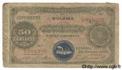 50 Centavos GUINÉE PORTUGAISE  1914 P.008 B