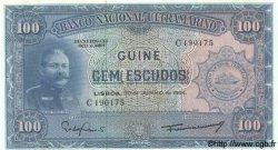 100 Escudos GUINÉE PORTUGAISE  1964 P.041a SUP à SPL