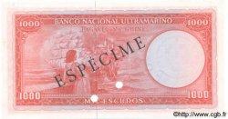 1000 Escudos GUINÉE PORTUGAISE  1964 P.043s pr.NEUF