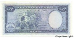 100 Escudos GUINÉE PORTUGAISE  1971 P.045 pr.NEUF