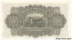 20 Rupias INDE PORTUGAISE  1938 P.033 SUP