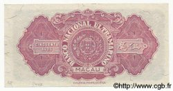 50 Avos MACAO  1946 P.038a NEUF
