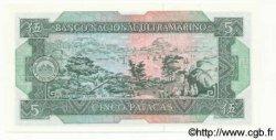 5 Patacas MACAO  1981 P.058b NEUF