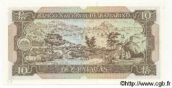 10 Patacas MACAO  1981 P.059c