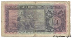 100 Escudos SAINT THOMAS et PRINCE  1958 P.038
