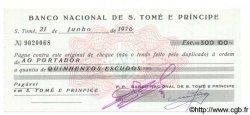 500 Escudos SAINT THOMAS et PRINCE  1976 P.050 NEUF