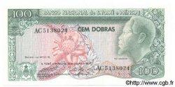 100 Dobras SAINT THOMAS et PRINCE  1977 P.053 SUP