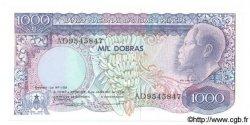 1000 Dobras SAINT THOMAS et PRINCE  1989 P.062