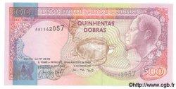 500 Dobras SAINT THOMAS et PRINCE  1993 P.063 pr.NEUF