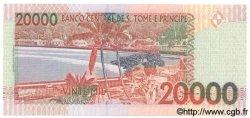 20000 Dobras SAINT THOMAS et PRINCE  1996 P.067 NEUF