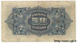 50 Centavos MOZAMBIQUE  1919 P.R03a TB+