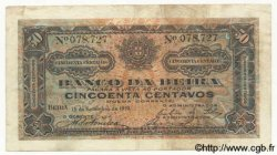 50 Centavos MOZAMBIQUE  1919 P.R03b TB
