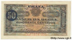 50 Centavos MOZAMBIQUE Beira 1919 P.R04a TTB+