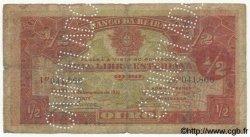 1/2 Libra MOZAMBIQUE Beira 1919 P.R05 B