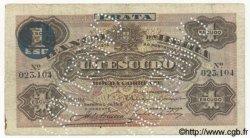 1 Escudo MOZAMBIQUE  1919 P.R11A pr.TB