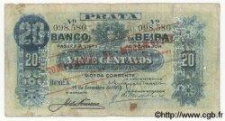 20 Centavos MOZAMBIQUE Beira 1919 P.R15 B+
