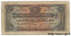 50 Centavos MOZAMBIQUE Beira 1931 P.R26 B+